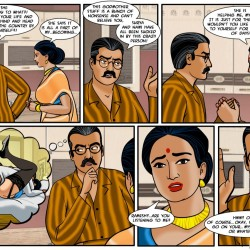 4.th Velamma Episode 60 : Village of the GodMother