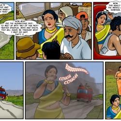 5.th Velamma Episode 60 : Village of the GodMother
