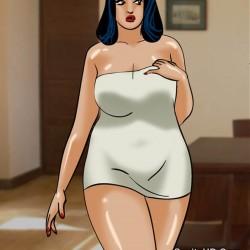 porntcomic velamma 61 pg21.th Velamma Episode 61 – Naked Cleaning