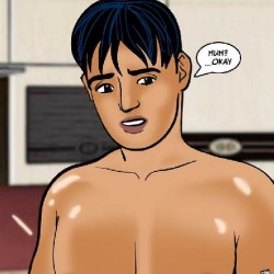 151.th Velamma Episode 61 – Naked Cleaning