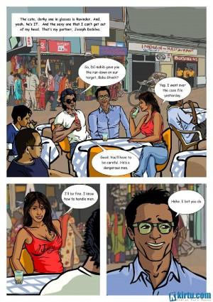 10.md Priya Rao The Encounter Specialist Episode 1