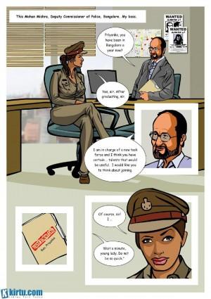 5.md Priya Rao The Encounter Specialist Episode 1