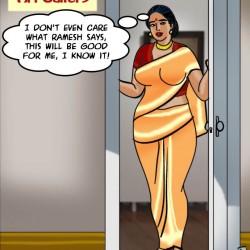 11.th Velamma Episode 62 A Piece of Art