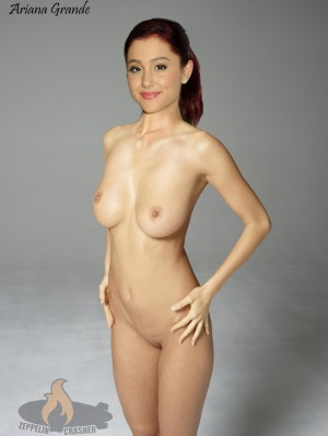 8snW9cbC.md Ariana Grande Nude Shows her Boobs