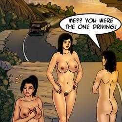 Savita Bhabhi Episode 33 Sexy Summer Beach