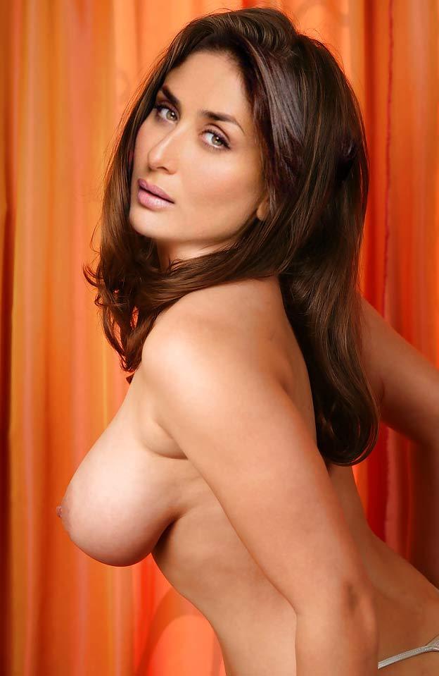 Kareena kapoor boobs and cleavage
