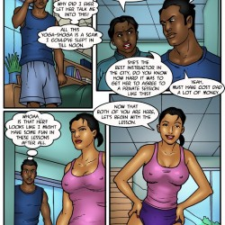 3129c3.th XXX Apartments: Episode 14 Yoga Class