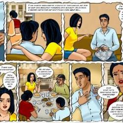7.th Velamma Episode 53 : Peephole