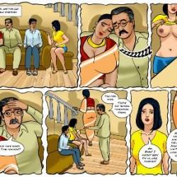 8.th Velamma Episode 53 : Peephole