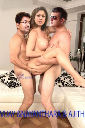 trisha mother nude fake