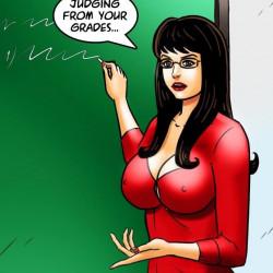 3.th Savita Bhabhi Episode 69 Student Affairs