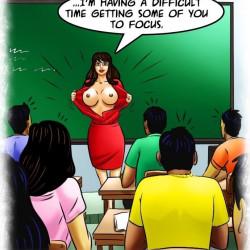 4.th Savita Bhabhi Episode 69 Student Affairs