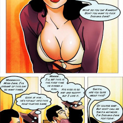 12.th Savita @ 18  Episode 4 Beauty and the Nerd