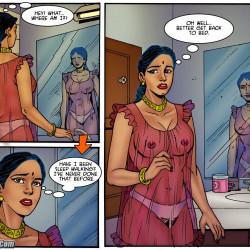 003.th Velamma Dreams Episode 1 Double Trouble
