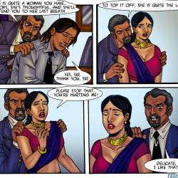 04.th Velamma Dreams Episode 2 : WorkPlace Cuckold