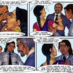 07.th Velamma Dreams Episode 2 : WorkPlace Cuckold