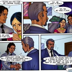 08.th Velamma Dreams Episode 2 : WorkPlace Cuckold