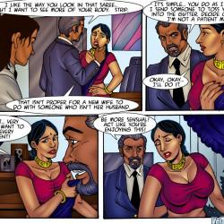 09.th Velamma Dreams Episode 2 : WorkPlace Cuckold