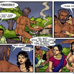 VD3 15.th Velamma Dreams Episode 3 : Remote Indian Village