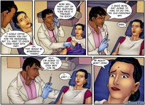 """043aef5.md Velamma Dreams Episode 14 : """"Dirty Dentist"""""""