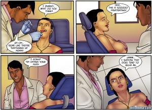 "1275074.md Velamma Dreams Episode 14 : ""Dirty Dentist"""