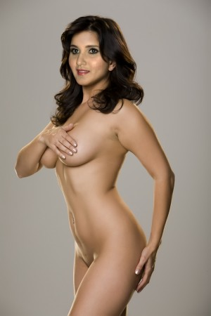 Boobs nude sania mirza