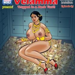 VelammaEpisode651.th Velamma Episode 65 Trapped in a Bank Vault