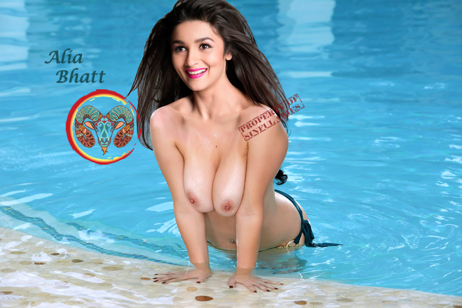 Awesome Alia Bhatt Sexy Boobs Images Pics Just For You