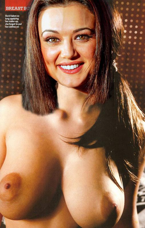 Semi Nude Preity Zinta Hot Naked Bikini Outdoor Private Photo