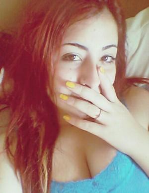 Hot bangalore Girlfriend With Huge Boobs Selfies 001