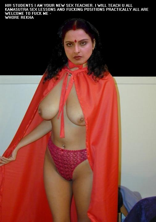 Rekha Nude Actress Getting Fucked In The Ass