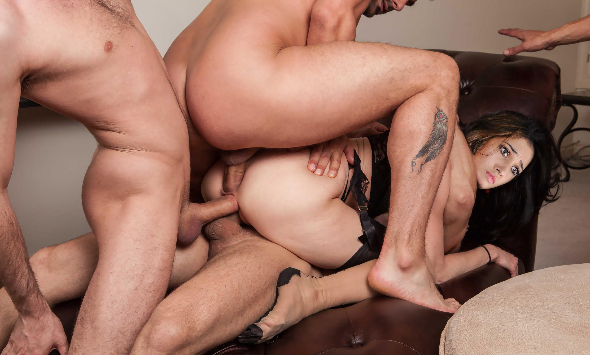 Порно Видео Группа Проникновение