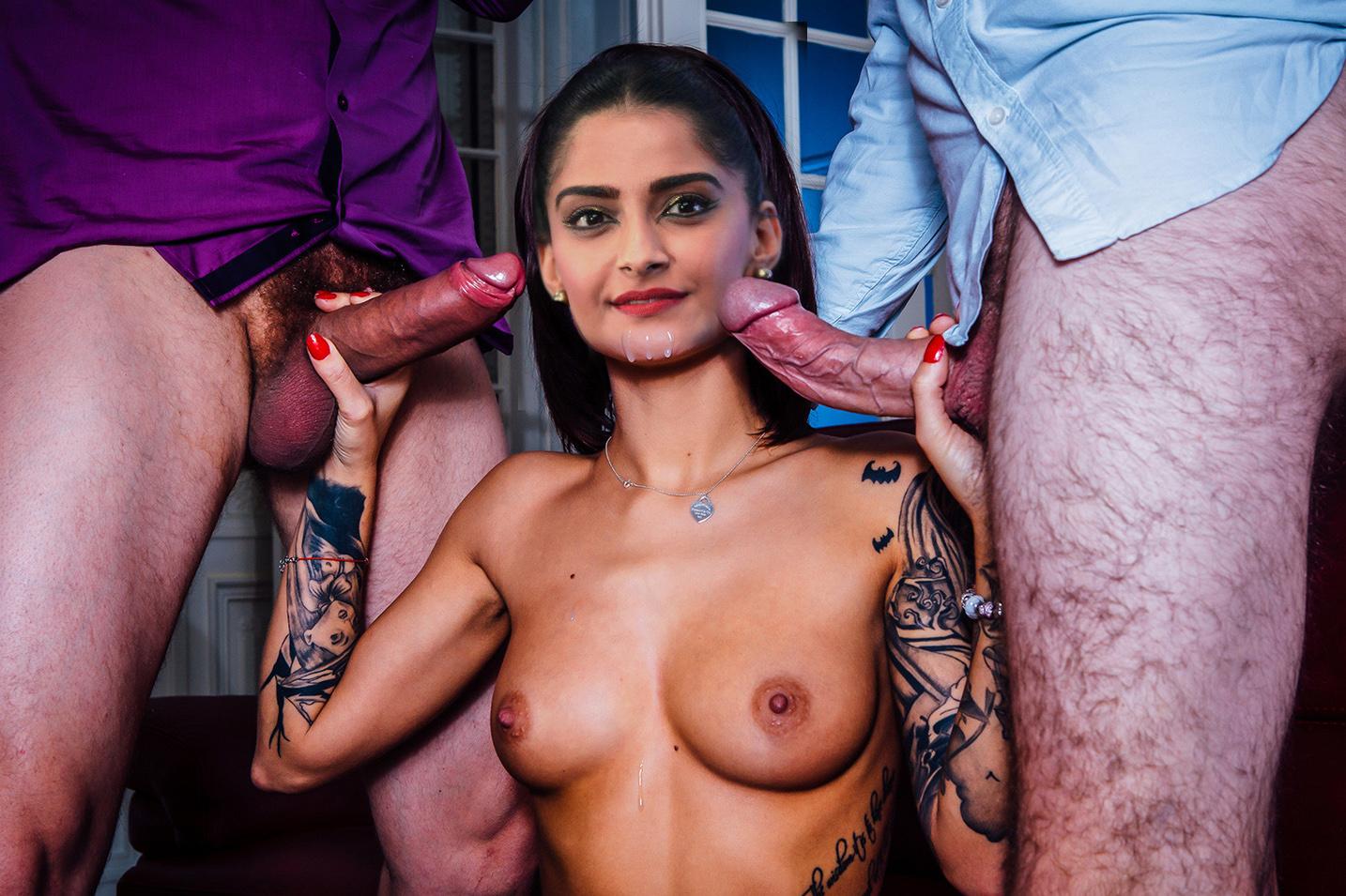 Sonam kapoor sex photos archives