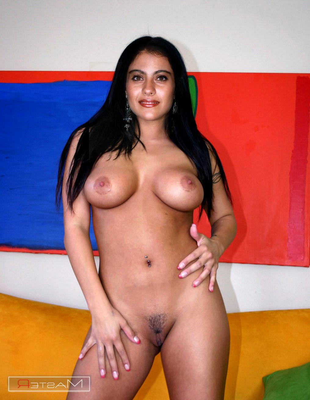 Nude images of kajol