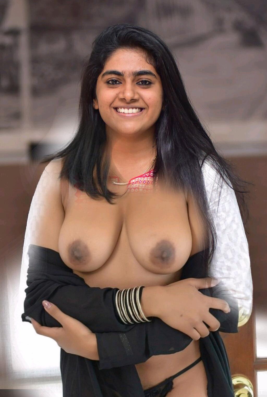 Topless malayalam actress durga krishna nude boobs xxx without bra fake