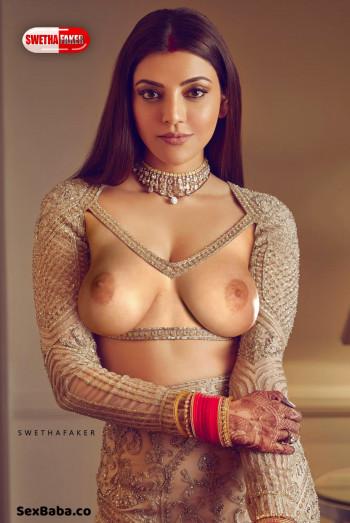 Kajal Dress Removal 56565
