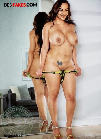 Sonakshi sinha Nude Fakes (20)